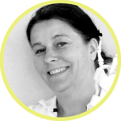 Portrait Ingrid Cianci